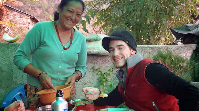 Jason Gauruder | Acupuncture Volunteer Nepal