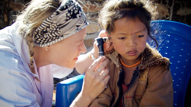 Rachael Haley | Acupuncture Volunteer Nepal
