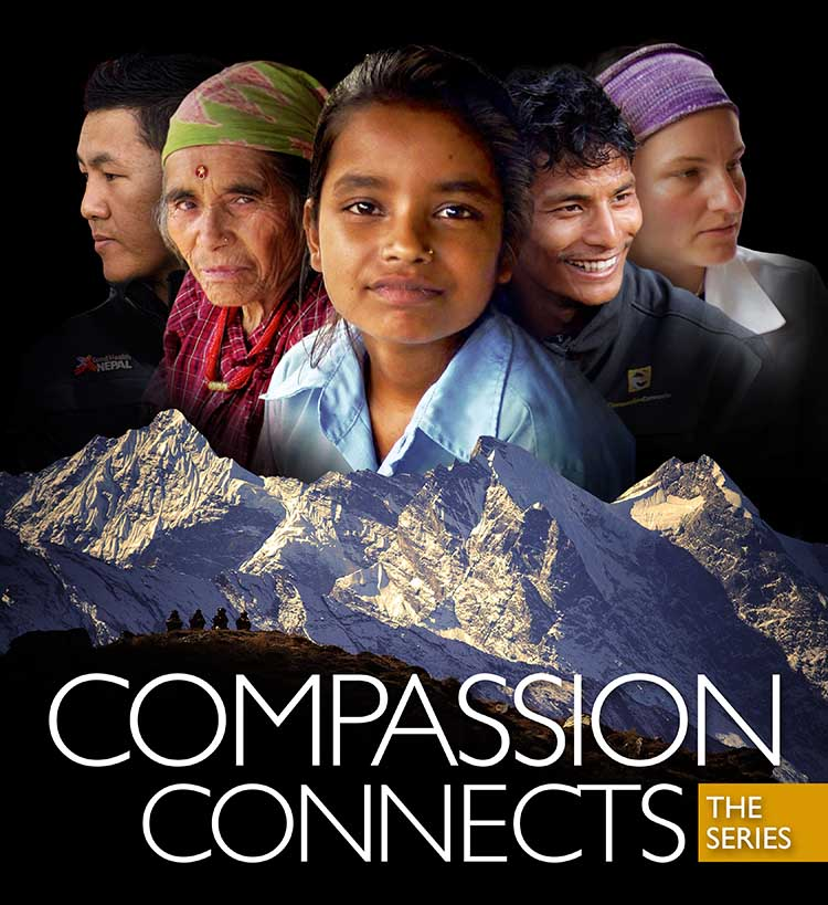 Compassion Connects The Series