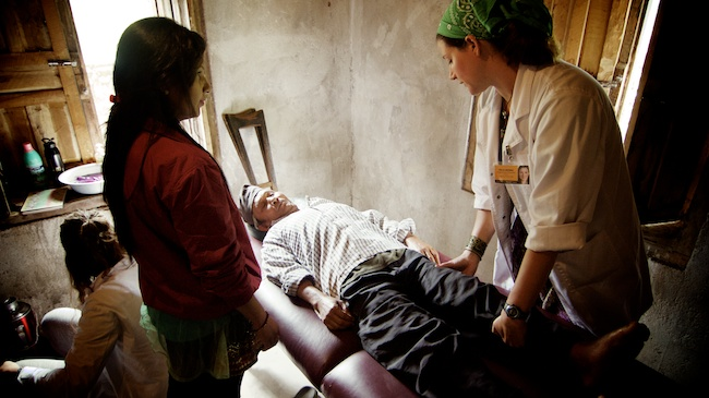 Terry Atchley | Acupuncture Volunteer Nepal