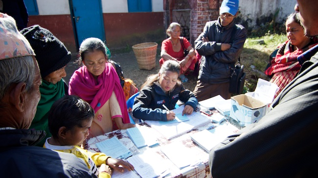 Andrew Schlabach | Project Director | Nepal