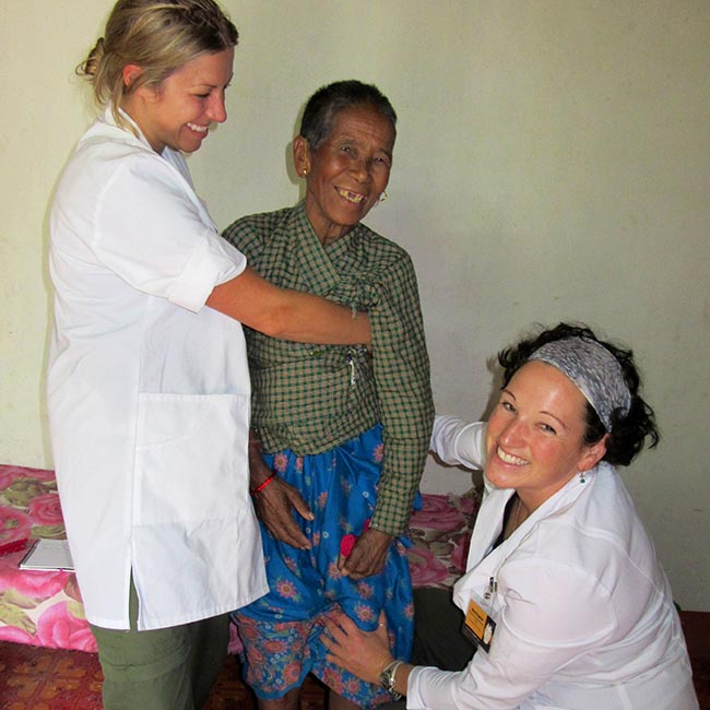 Beth Fitzgerald | Acupuncture Volunteer Nepal