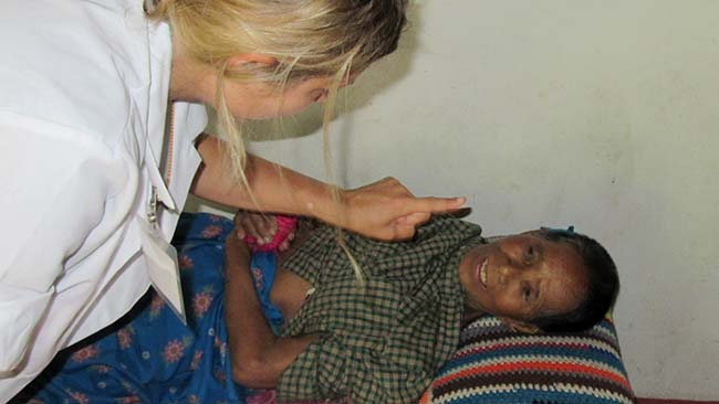Jacqueline (Jacq) Bailey | Acupuncture Volunteer Nepal