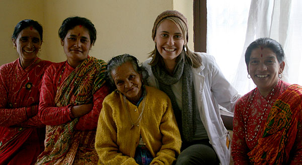 Jennifer Rankin | Volunteer Acupunturist Nepal