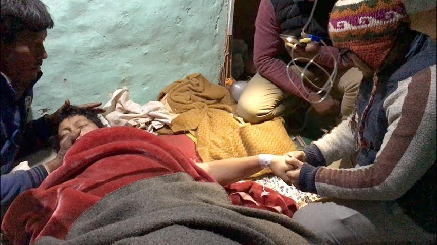 End of Life Care in Rural Nepal