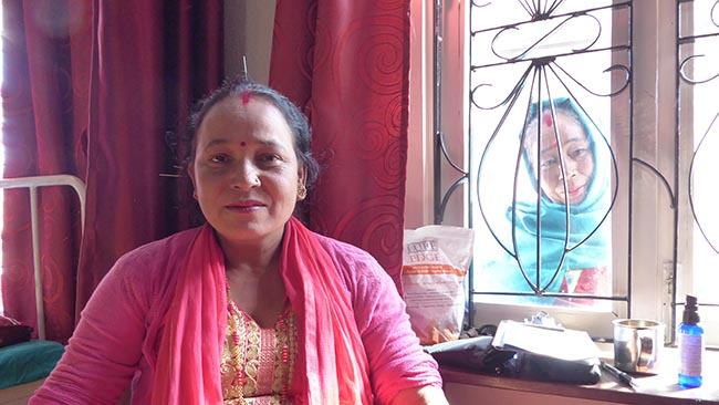 Acupuncture Relief Project  | Good Health Nepal | Lucy Kervin