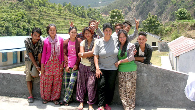 Lynn Lobo | Acupuncture Volunteer Nepal