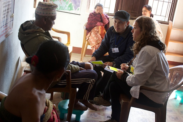 Tara Gregory | Acupunctrure Volunteer Nepal