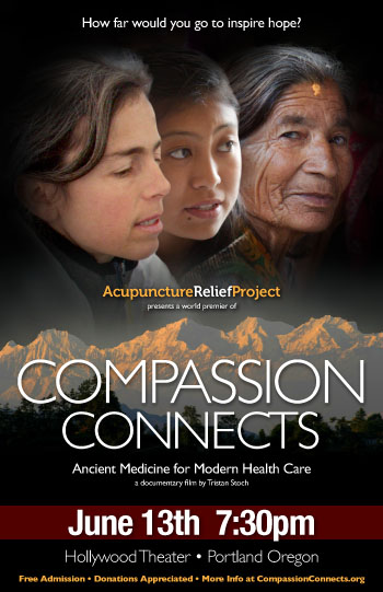Compassion Connects Marquee